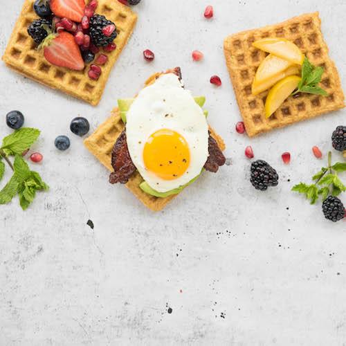 Breakfast & Waffles - Kitchfix - Certified Paleo - Paleo Foundation