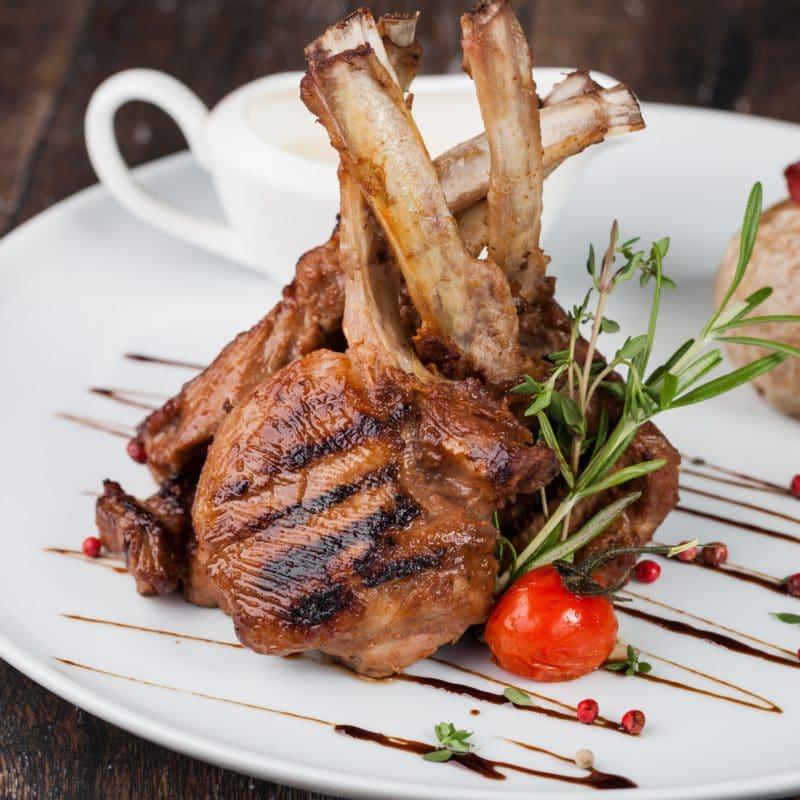 Capra Foods Premium Dorper Lamb - Certified Paleo