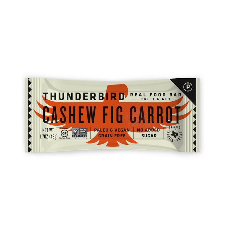 Cashew Fig Carrot - Thunderbird - Certified Paleo by the Paleo Foundation