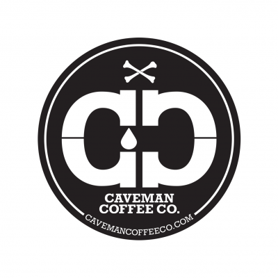 Caveman Coffee Co logo - Certified Paleo by the Paleo Foundation