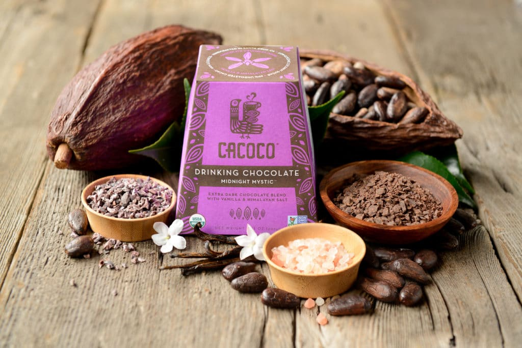 Certified Paleo Cacoco Drinking Chocolate Midnight Mystic