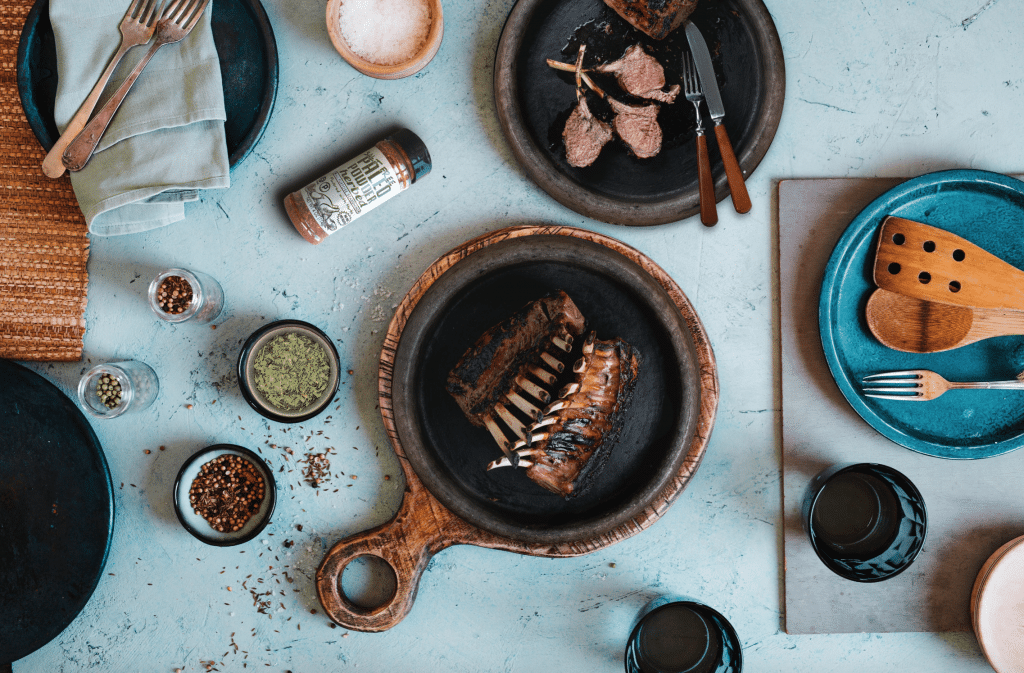 At Paleo Powder Seasonings, we exist to provide the everyday home cook flavorful, one-stop, healthy seasoning blends. All of our products are Certified Paleo, Whole30 Approved and GO TEXAN. #paleo #certifiedpaleo #aipfriendly