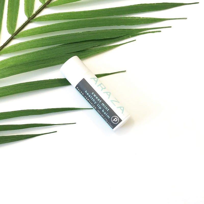 Certified Paleo Sweet Mint Lip Balm