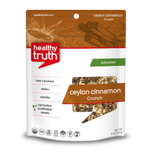 Ceylon Cinnamon Crunch - Heathly Truth - Certified Paleo, Paleo Vegan - Paleo Foundation - paleo diet - paleo lifestyle - paleoaf