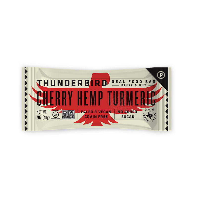 Cherry Hemp Turmeric - Thunderbird - Certified Paleo by the Paleo Foundation