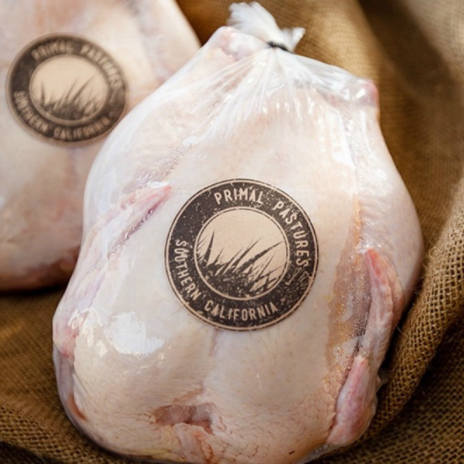 Chicken - Primal Pastures - Paleo Approved - Paleo Foundation