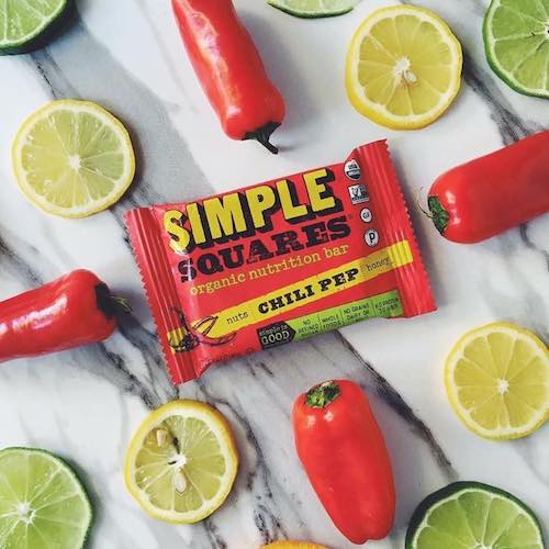 Chili Pepper - Simple Squares - Certified Paleo - Paleo Foundation