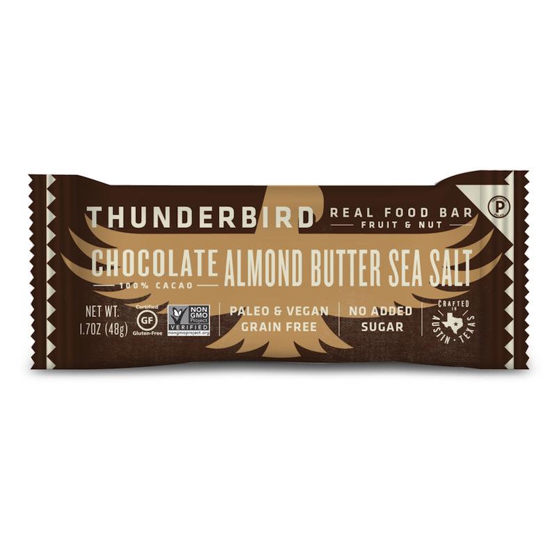 Chocolate Almond Butter Sea Salt - Thunderbird - Certified Paleo by the Paleo Foundation