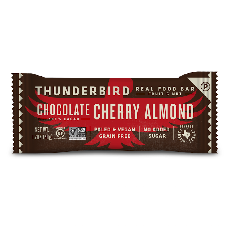 Chocolate Cherry Almond - Thunderbird - Certified Paleo by the Paleo Foundation
