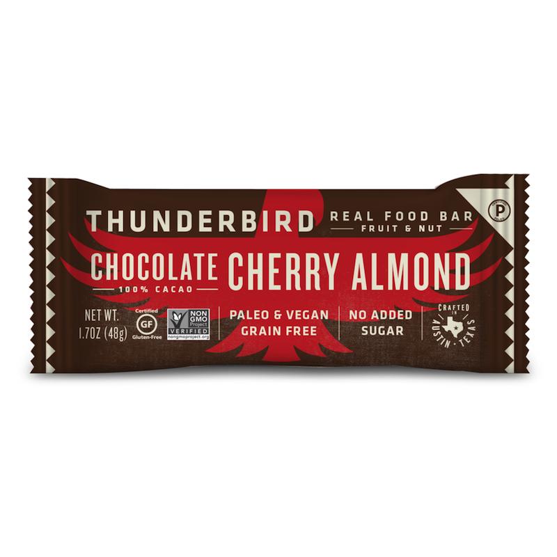 Chocolate Cherry Almond - Thunderbird - Certified Paleo by the Paleo Foundation