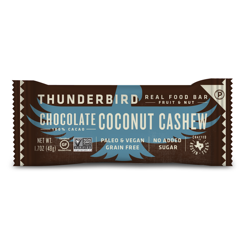 Chocolate Coconut Cashew - Thunderbird - Certified Paleo by the Paleo Foundation
