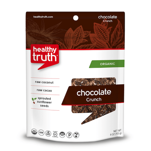 Chocolate Crunch - Heathly Truth - Certified Paleo, Paleo Vegan - Paleo Foundation - paleo diet - paleo lifestyle - paleoaf