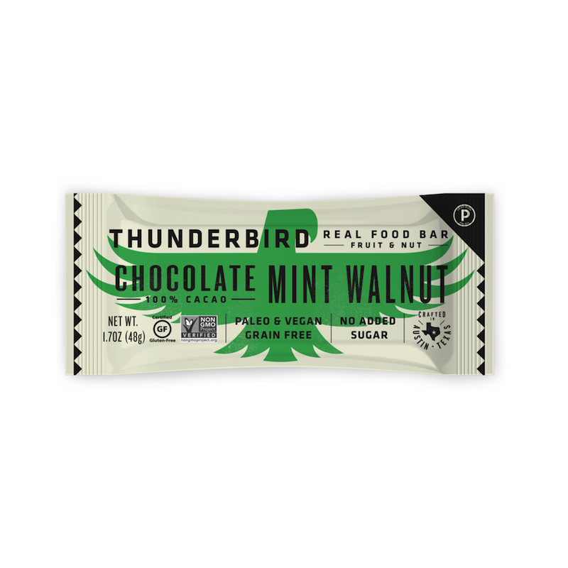Chocolate Mint Walnut - Thunderbird - Certified Paleo by the Paleo Foundation
