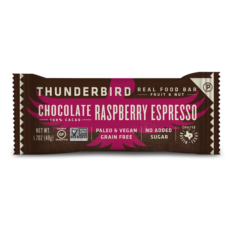 Chocolate Raspberry Espresso - Thunderbird - Certified Paleo by the Paleo Foundation