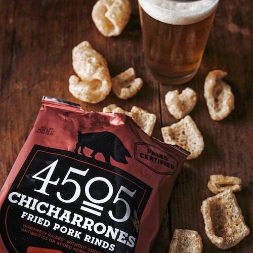 Classic Chicharrones 4 - 4505 Meats - Certified Paleo - Paleo Foundation