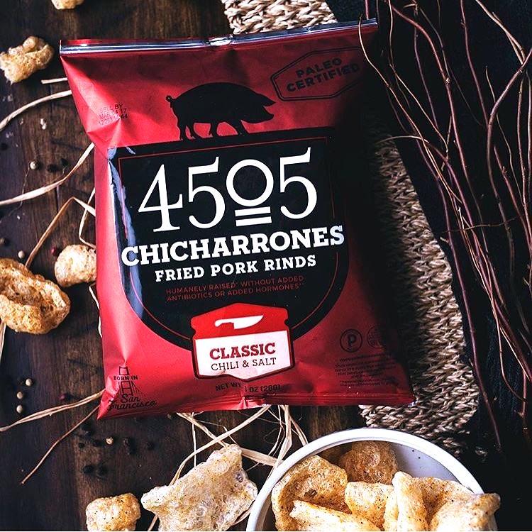 Classic Chicharrones 4505