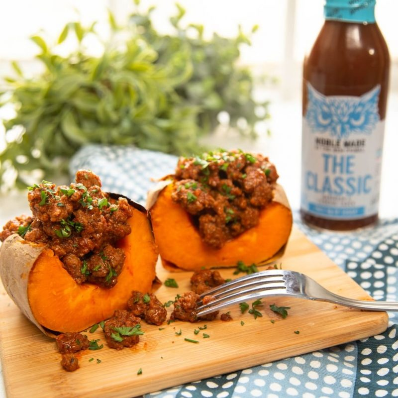 Classic Marinade & Sweet potato - The New Primal - Certified Paleo by the Paleo Foundation