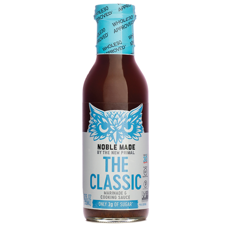 Classic Marinade - The New Primal - Certified Paleo by the Paleo Foundation