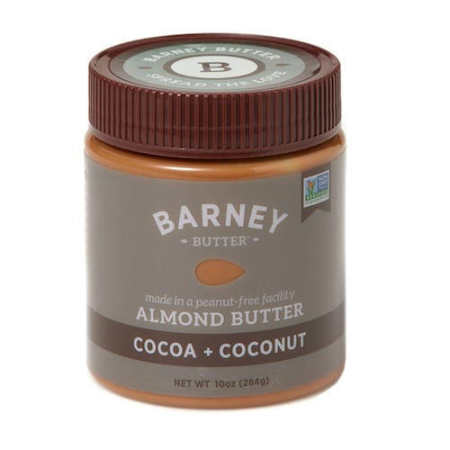 Cocoa + Coconut Almond Butter - Barney Butter - Paleo Friendly, Paleo Vegan - Paleo Foundation