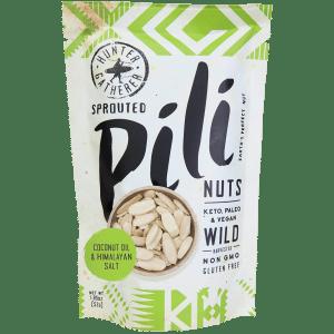 Coconut Oil & Himalayan Salt Single - Pili Hunters - Certified Paleo, KETO Certified, PaleoVegan - Paleo Foundation