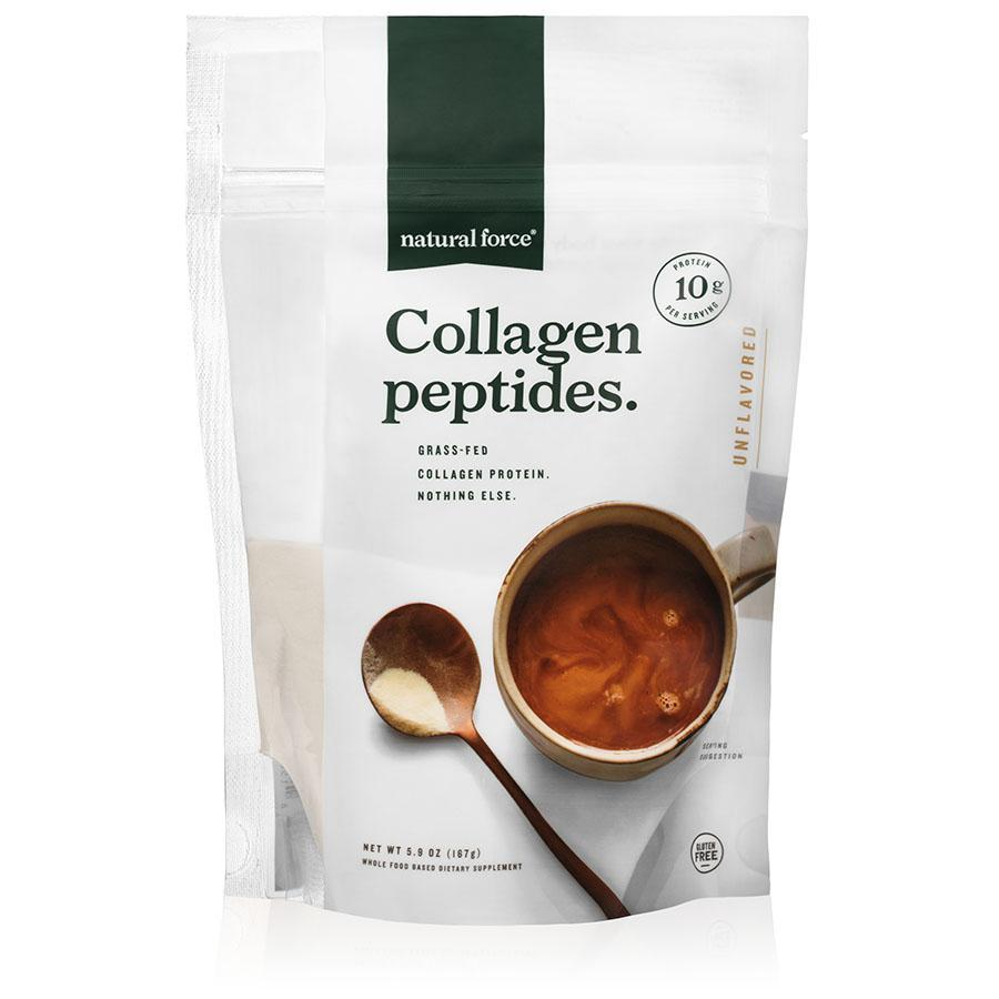 Collagen Peptides - Natural Force - Certified Paleo, Keto Certified by the Paleo Foundation