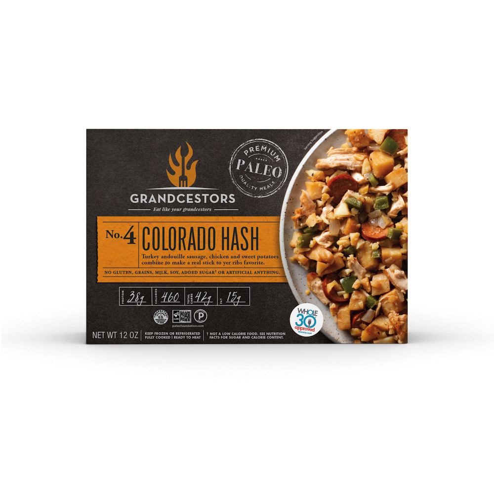 Colorado Hash - Grandcestors - Certified Paleo, Certified Grain Free Gluten Free by the Paleo Foundation