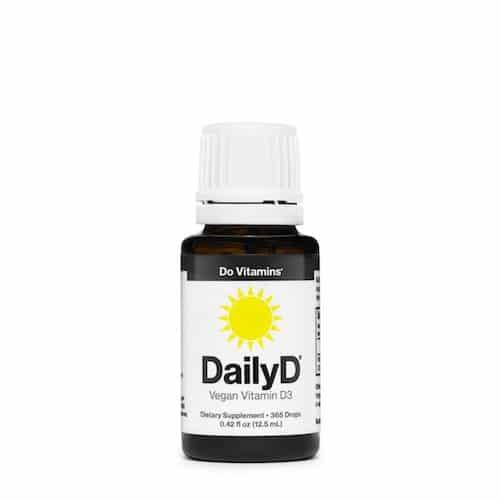 DailyD Drops - Do Vitamins - Certified Paleo, PaleoVegan, KETO Certified - Paleo Foundation