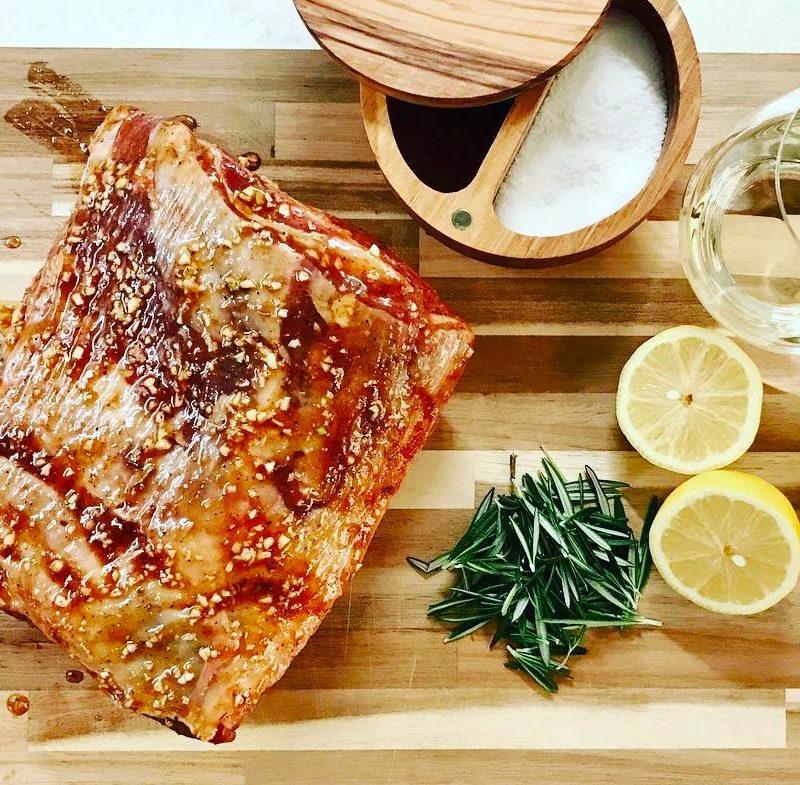 Dorper Ribs, Capra Foods Premium Dorper Lamb