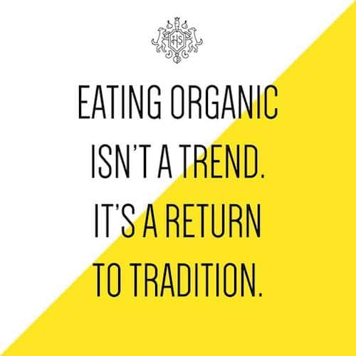 Eating Organic - The Honest Stand - Certified Paleo, Paleo Vegan - Paleo Foundation