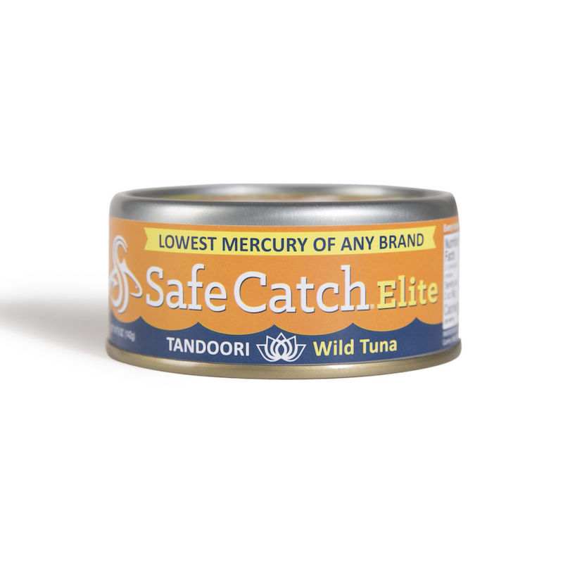 Elite Wild Tuna Tandoori - Safe Catch - Certified Paleo, KETO Certified by the Paleo Foundation