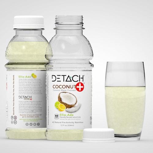 Enhanced Organic Coconut Juice - Detach Coconut Water - Certified Paleo - Paleo Foundation