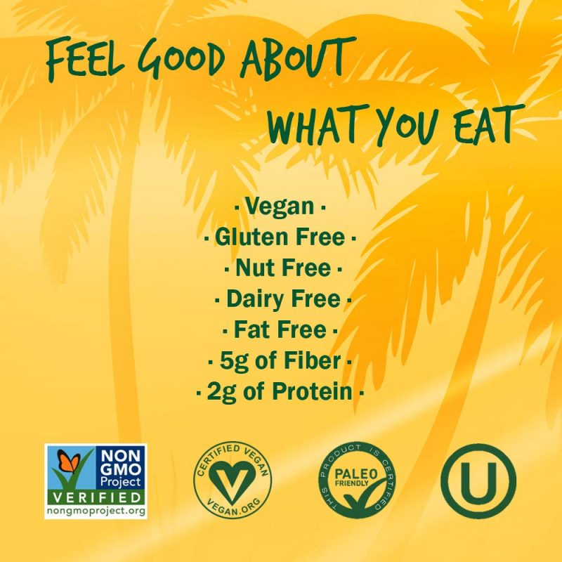 Feel Good About What You Eat - Natural Sins