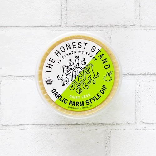 Garlic Parm Style Dip - The Honest Stand - Certified Paleo, Paleo Vegan - Paleo Foundation