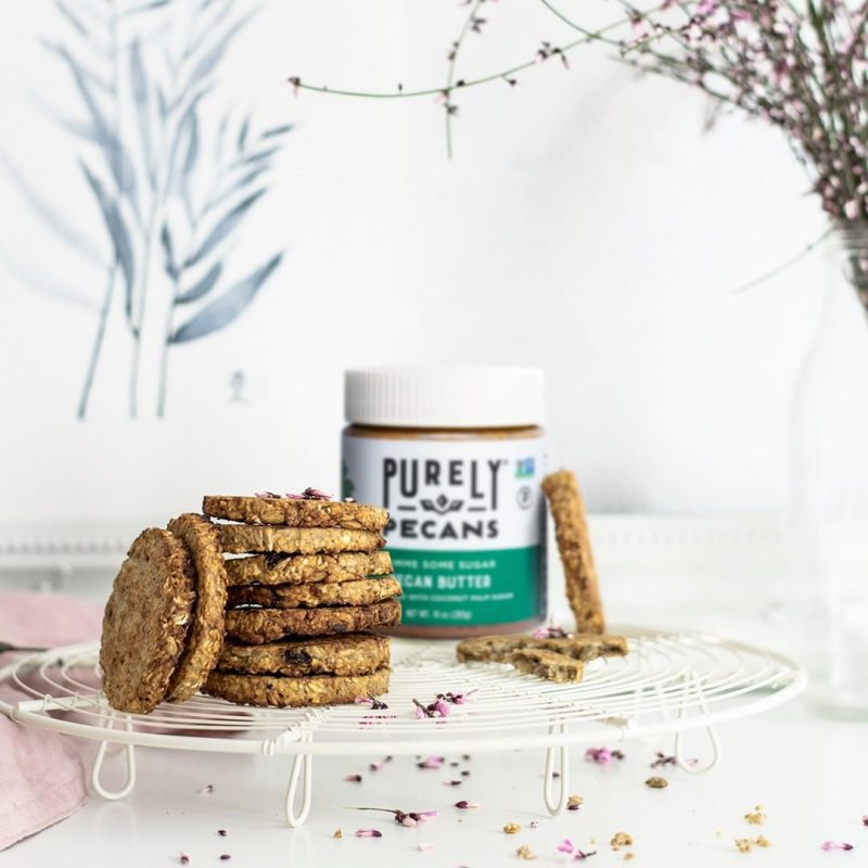 Gimme Some Sugar Pecan Butter - Purely Pecans - Certified Paleo, PaleoVegan by the Paleo Foundation