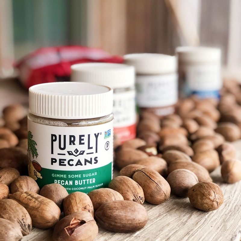 Gimme Some Sugar Pecan Butter main - Purely Pecans - Certified Paleo, PaleoVegan by the Paleo Foundation