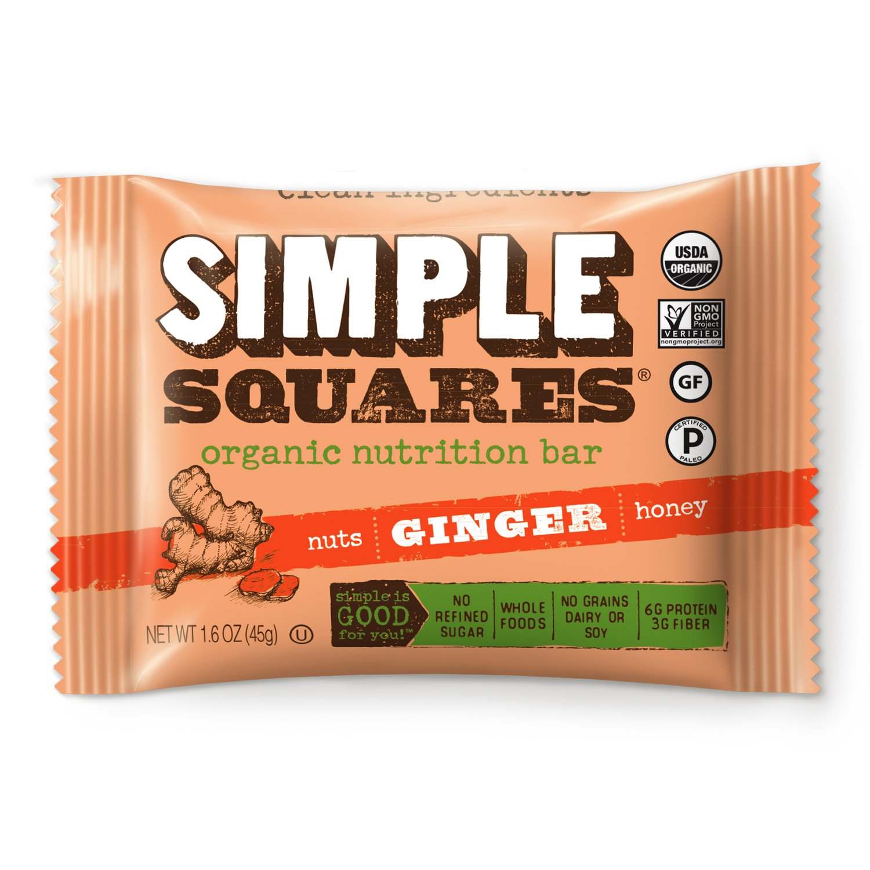 Ginger - Simple Botanics - Certified Paleo by the Paleo Foundation