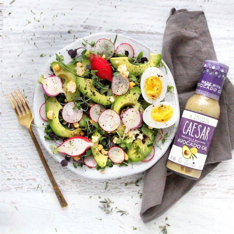 Primal Kitchen Certified Paleo Mayo Dressings Nutrition