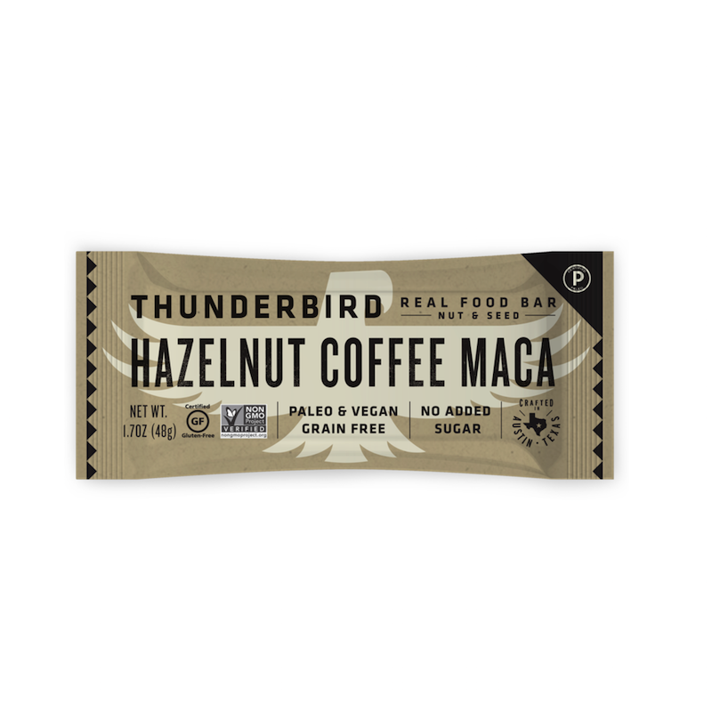 Hazelnut Coffee Maca - Thunderbird - Certified Paleo by the Paleo Foundation