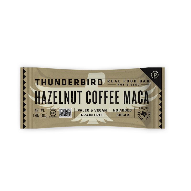 Hazelnut Coffee Maca - Thunderbird - Certified Paleo by the Paleo Foundation
