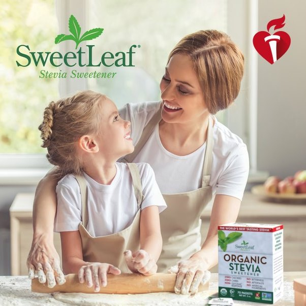 SweetLeaf - Certified Paleo, PaleoVegan by the Paleo Foundation