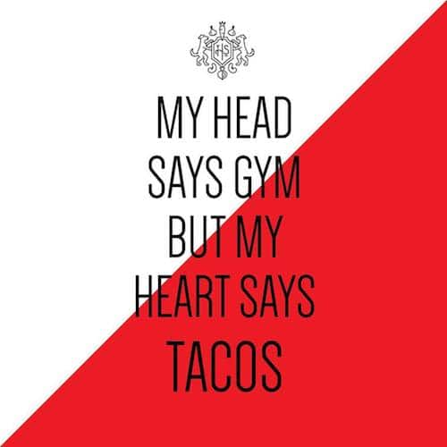 Heart says Tacos - The Honest Stand - Certified Paleo, Paleo Vegan - Paleo Foundation