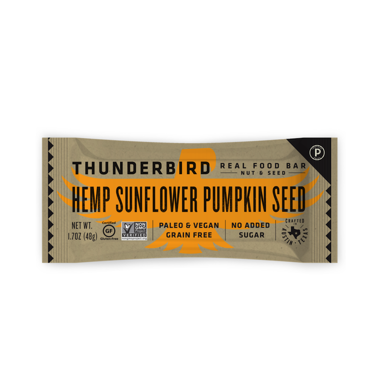 Hemp Sunflower Pumpkin - Thunderbird - Certified Paleo by the Paleo Foundation