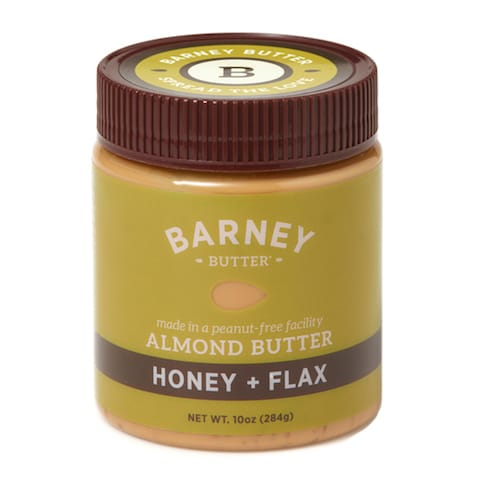 Honey + Flax Almond Butter - Barney Butter - Paleo Friendly, Paleo Vegan - Paleo Foundation