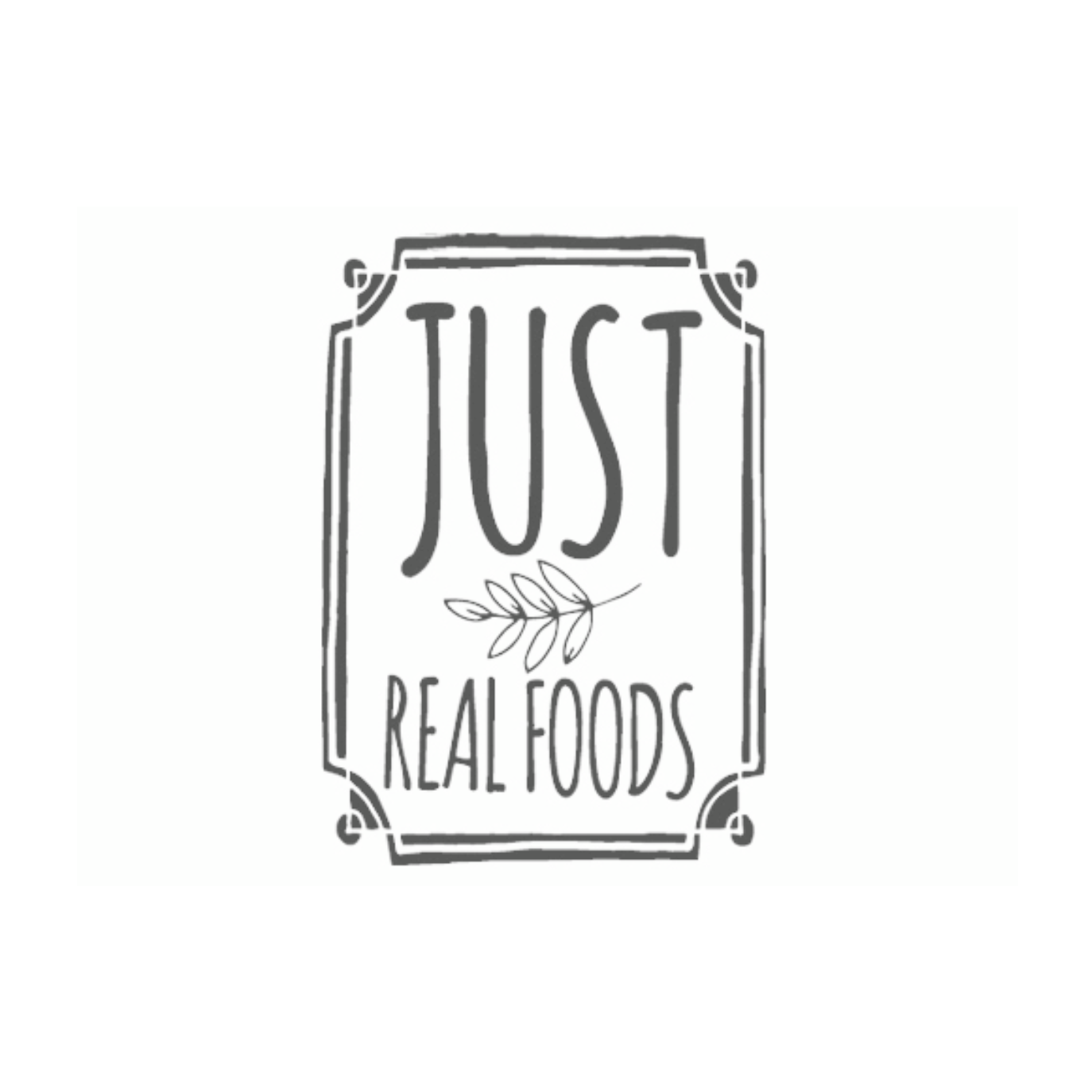 Just Real Foods - Certified Paleo by the Paleo Foundation