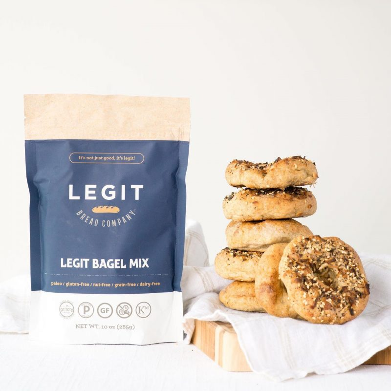 Legit Bagel 03 - Legit Bread Co. - Certified Paleo by the Paleo Foundation
