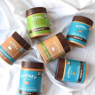 Almond Butter 2 - Barney Butter - Certified Paleo, Paleo Vegan - Paleo Foundation