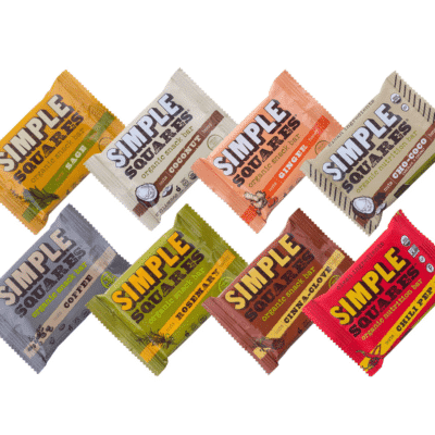 Simple Squares - Certified Paleo - Paleo Foundation