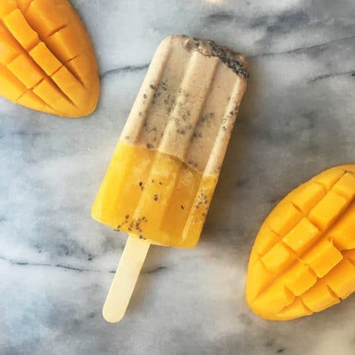Mango Chia Pops - Barney Butter - Certified Paleo, Paleo Vegan - Paleo Foundation