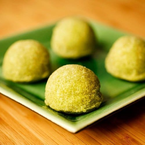 Matcha Green Tea Latte Power Balls - Paleo Angel - Certified Paleo, AIP - Paleo Foundation - paleo diet