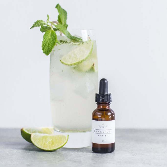 Mojito Beard Oil - Primally Pure - Certified Paleo by the Paleo Foundation